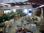 Processing local foods at ASD's Appalachian Harvest facility
