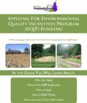 guide on applying for environmental quality incentives program funding