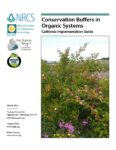 Conservation Buffers in Organic Systems California Implementation Guide Page Cover