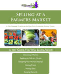 guide to selling at a farmers market